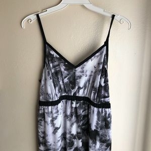 Vera Wang Marble Dress